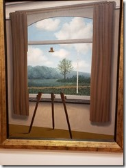 Magritte - La condition humaine