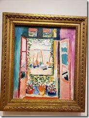 Matisse - Open Window