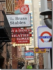 Nashville Printers Alley