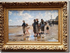 Sargent - Settig Out to Fish