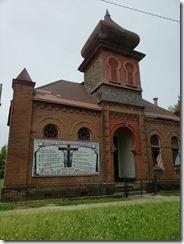 Port Gibson church