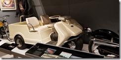 aMF golf carts