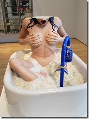 Koons Woman in a Tub