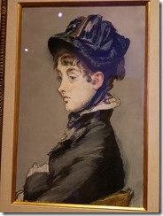 Manet - Madame Jule Guillemet