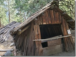 Miwok Village Round House