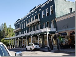 Nevada City National Hotel