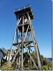 water tower Mendocino