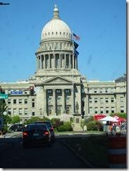 Boise Idaho captial building