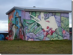 Hellissandur mural 04