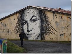 Hellissandur mural 05
