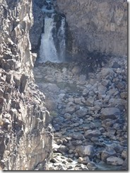 Malad Gorge waterfall