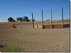Minidoka baseball field