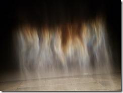Olafur Eliasson lights on water