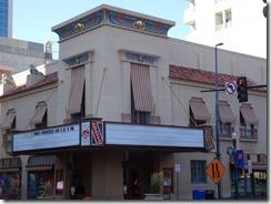 Old Boise Idaho Egyptian Theater
