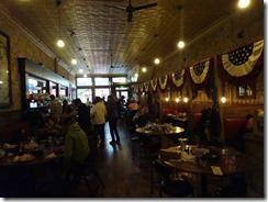 Red Lodge Bogarts Restaurant