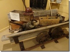 Red Lodge Carbon Country Historical Center mining exhibit 02`