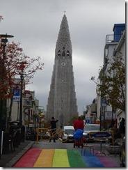 Reykjavik Haligrimskirrrkja Luthern Church