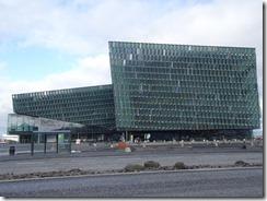 Reykjvik Olafur Eliasson's Harpa Concert Hall