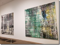 Richter painting names after John Cage