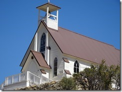 Silver City church