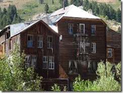 Silver City old buildings
