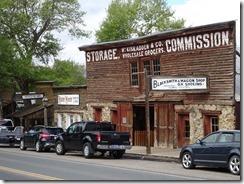 Virginia City Blacksmith