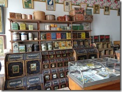 Virginia City coffee and tea sales