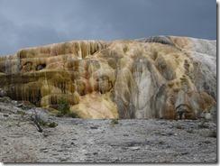 Yellowstone Mammogh Hot Spring06