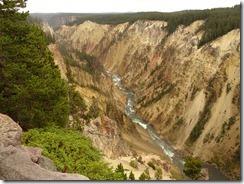 Yellowstone Natinal PArk Grand Canyon