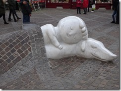 Antwerp Nello and Pastasche monument