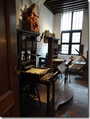 Antwerp Plantin-Moretus Museum