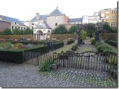Antwerp - Rubens house gardens