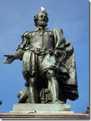 Antwerp - Rubens statue