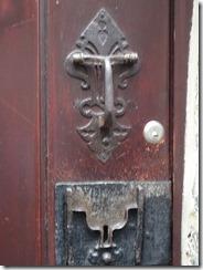 Antwerp Vlaaikensgang lane drunk proof lock