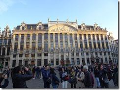 Brussels - La maison des Duc de Brabant