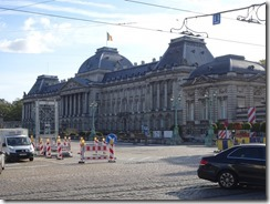 Brussels - Palace