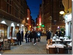 Brussels - Rue des Bouchers
