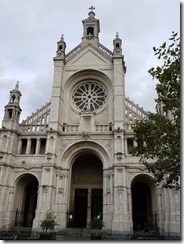 Brussels - St Catherine Church