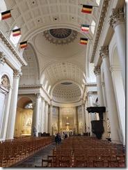 Brussels - St Jacques-sur-Coudenberg church