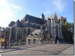 Ghent - Saint Michael's Church