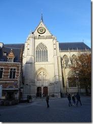 Leuven - Church of St Peteer