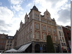 Leuven building