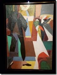 Magritt - Man at thw Window