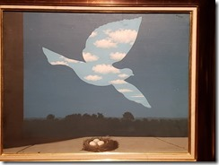Magritte - The Return