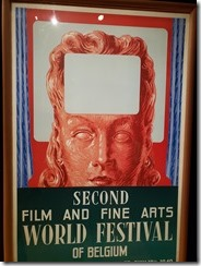Magritte ads - Belgium Film Festival