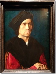 Mauritshuis Museum -Sittow - Portrain of a Man