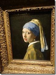 Mauritshuis Museum - Vermeer - Girl with the Pearl Earling
