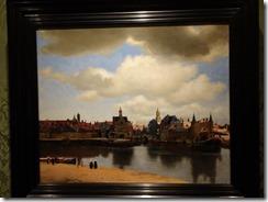 Mauritshuis Museum - Vermeer - View of Delft