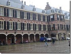 The Hague - Binnenhof