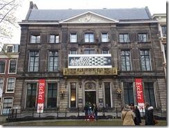 The Hague - Escher Museum